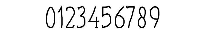 Tulisan Tangan 74 Font OTHER CHARS