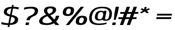 Turbo Font OTHER CHARS