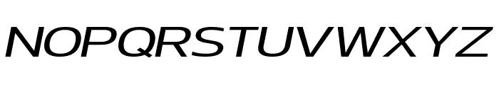 Turbo Font UPPERCASE