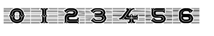 Tulks Victorian Banner Font OTHER CHARS