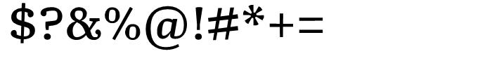 Turnip Regular Font OTHER CHARS