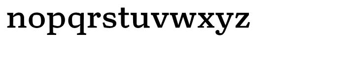 Turnip Regular Font LOWERCASE