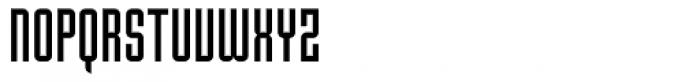 Tube Font UPPERCASE