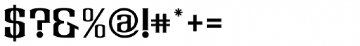 Tudor New Font OTHER CHARS
