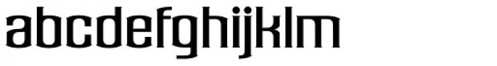 Tudor New Font LOWERCASE