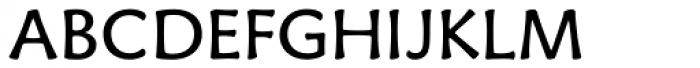 Tuff SemiBold Font UPPERCASE
