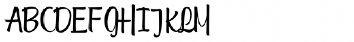 Tulipan Display Pro Font UPPERCASE