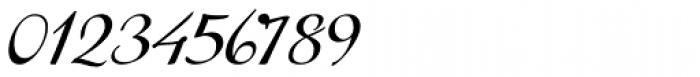 Tupelo Regular Font OTHER CHARS