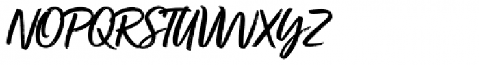Turbinado Bold Pro Font UPPERCASE