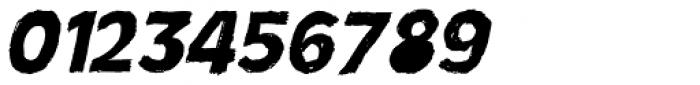 Tushi Italic Font OTHER CHARS