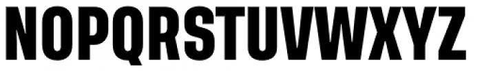 Tusker Grotesk 6600 Semibold Font UPPERCASE