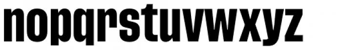 Tusker Grotesk 6600 Semibold Font LOWERCASE