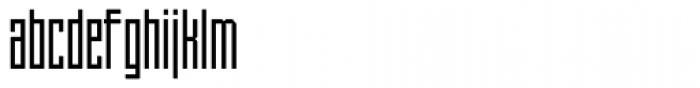 Tutu One Font LOWERCASE
