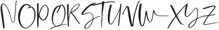 Twenty Six Alt1 otf (400) Font UPPERCASE