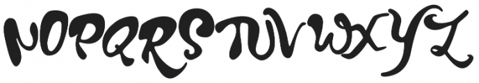 Twice otf (400) Font UPPERCASE