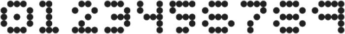 Twiddlybitz-Dotz otf (400) Font OTHER CHARS