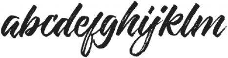 Twilight Script otf (300) Font LOWERCASE