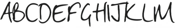 Twingo otf (400) Font UPPERCASE