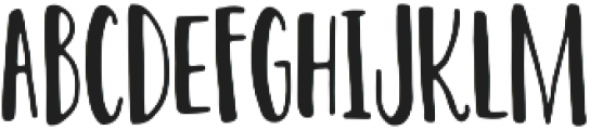Twinkle the Star otf (400) Font UPPERCASE