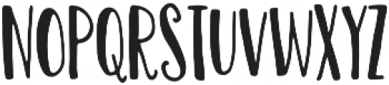Twinkle the Star otf (400) Font LOWERCASE