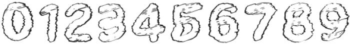 Twisty Fab-01 Bold otf (700) Font OTHER CHARS