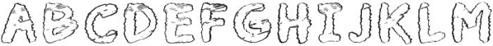 Twisty Fab-01 Bold otf (700) Font UPPERCASE