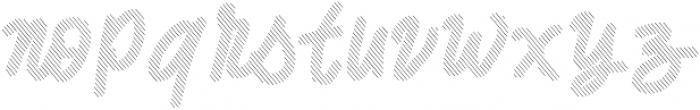 Two Fingers Script Shadow otf (400) Font LOWERCASE