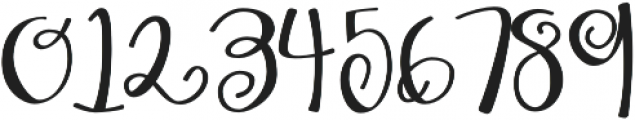 Two Sisters Script Regular otf (400) Font OTHER CHARS