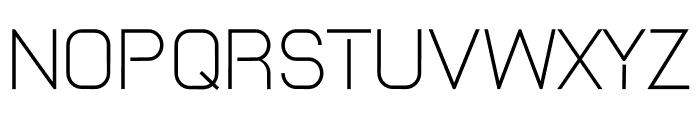 TWI Font UPPERCASE