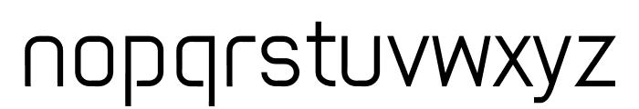 TWI_Bold Font LOWERCASE