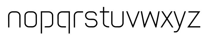 TWI Font LOWERCASE
