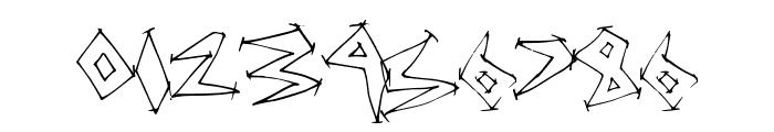 TweakDiner Font OTHER CHARS