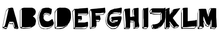 Tweedy_Erc_01 Font LOWERCASE