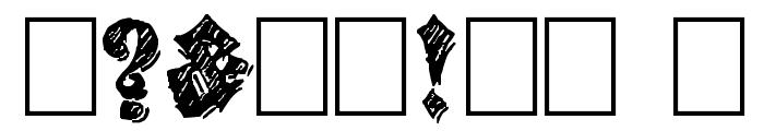 Twenty12 Font OTHER CHARS