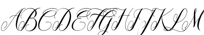 Twetter Font UPPERCASE