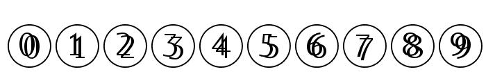 TwilightDisks Font OTHER CHARS