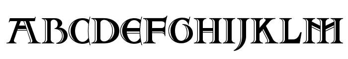 TwoForJuanNF Font UPPERCASE