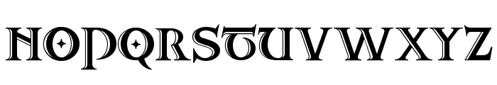 TwoForJuanNF Font LOWERCASE