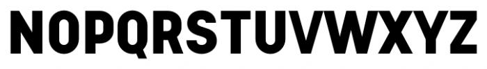 TWS Savory Bold Font UPPERCASE