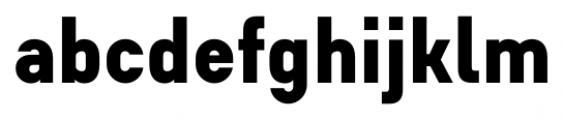 TWS Savory Bold Font LOWERCASE