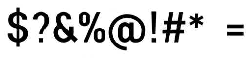 TWS Savory Regular Font OTHER CHARS