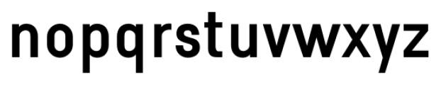 TWS Savory Regular Font LOWERCASE