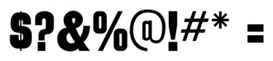 Twelve Oaks JNL Regular Font OTHER CHARS