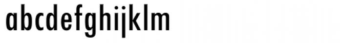 Twentieth Century Condensed Medium Font LOWERCASE