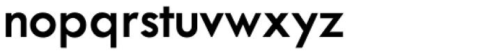 Twentieth Century Pro SemiBold Font LOWERCASE