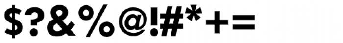 Twentieth Century Std Classified Bold Font OTHER CHARS