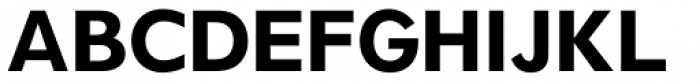 Twentieth Century Std Classified Bold Font UPPERCASE