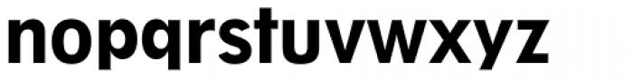 Twentieth Century Std Classified Bold Font LOWERCASE