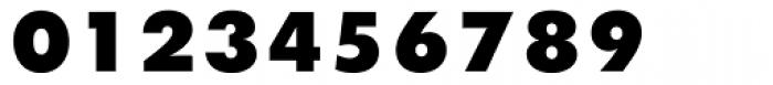 Twentieth Century UltraBold Font OTHER CHARS