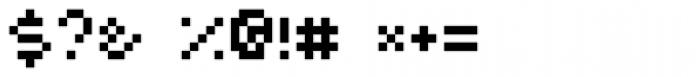 Twiddlybitz Font OTHER CHARS